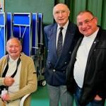 3 Anciens heureux